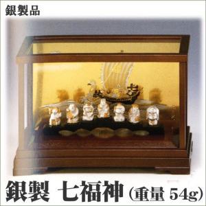 銀製 七福神 (重量 54g)|mgohnoya