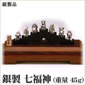 銀製 七福神 (重量 45g)|mgohnoya