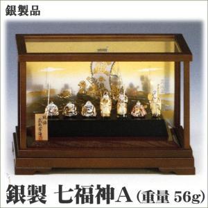 銀製 七福神 A (重量 56g)|mgohnoya