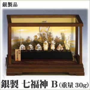 銀製 七福神 B (重量 30g)|mgohnoya