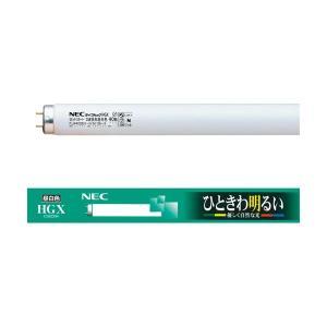 (まとめ) NEC 蛍光ランプ ライフルックHGX 直管ラピッドスタート形 40W形 3波長形 昼白色 FLR40SEX-N/M/36-X/4K-L 1パック(4本) 〔×2セット〕