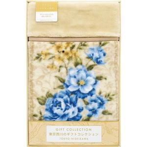 アクリルマイヤー毛布(毛羽部分)FPR1559120(東京西川)〔代引不可〕