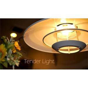 ペンダントライト(吊り下げ型照明器具) アルミ製 ミッドセンチュリー風 ホワイト(白) 〔リビング/ダイニング照明〕〔電球別売〕〔代引不可〕