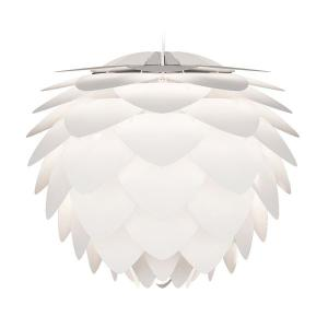 ペンダントライト/照明器具 〔1灯〕 北欧 ELUX(エルックス) VITA Silvia ホワイトコード 〔電球別売〕〔代引不可〕