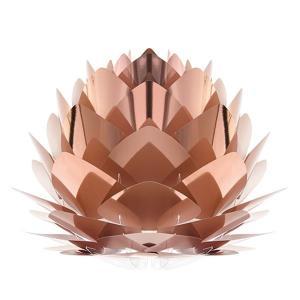 テーブルライト/卓上照明器具 北欧 ELUX(エルックス) VITA Silvia mini copper (ホワイトコード) 〔電球別売〕〔代引不可〕