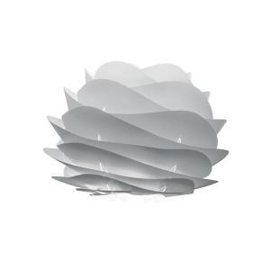 テーブルライト/卓上照明器具 〔ミスティグレー×ホワイトコード〕 北欧 ELUX(エルックス) VITA Carmina mini 〔電球別売〕〔代引不可〕