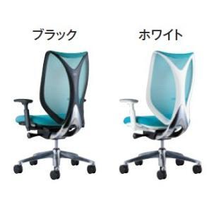 オカムラ サブリナ オフィスチェア 高機能事務椅子 スタンダード可動肘ハイバック(ホワイトボディ・ランバーサポート付) C853BY-FS|mgshoten|04