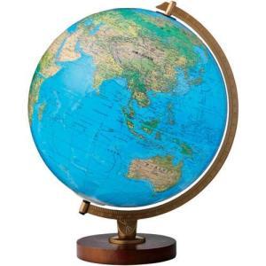 地球儀 86578 リビングストン型 青