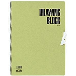 スケッチブック 画用紙 F4 厚口 S84 20枚の関連商品2