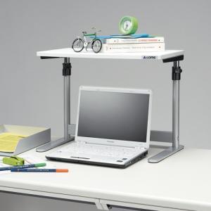 机上棚 RK-530SW ノートPC使用の方におすすめラック|mgshoten