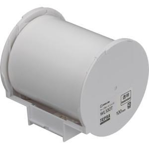 Grand テープカートリッジ 透明 WL100T ラベルライター用
