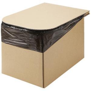 簡易組立式 ダンボールトイレ 組み立て式タイプ 防災 生活用品 個人宅・商品代引・NP後払い・時間指定・離島不可|mgshoten