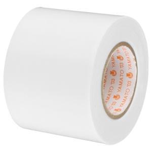 ビニールテープ NO200-50-5 50mm×10m 白