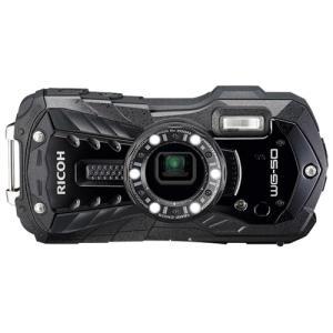 デジタルカメラ  WG-50BK