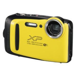 Bluetoothを搭載した防水、防塵、耐衝撃、耐低温タフネスカメラ。 ●カラー:イエロー ●焦点距...