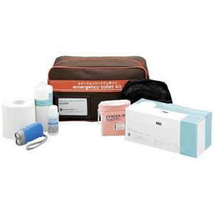 エマージェンシートイレキットBBETK013 防災 生活用 トイレ一式|mgshoten