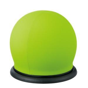 スツール型バランスボール BC-B GR 回転...