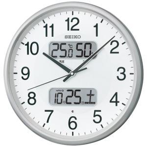 セイコー 電波掛時計 KX383Sの商品画像
