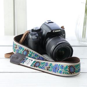 カメラストラップ camera strap 一眼レフ ミラーレス一眼用 チェコリボン クラシカル―ジェ|mi-na