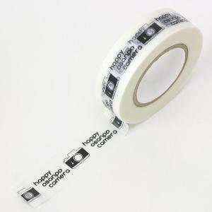 mt×mi-naコラボ ミーナマスキングテープ/カメラ柄(カモ井加工紙製)|mi-na