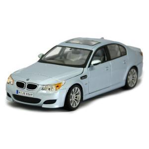 BMW M5 1/18 Maisto [Silver] 73...