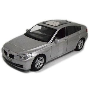 BMW 5 series GT Silver 1/24 MO...