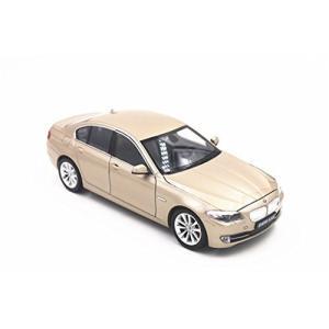 BMW 535i Gold 1/24 WELLY NEX 3...