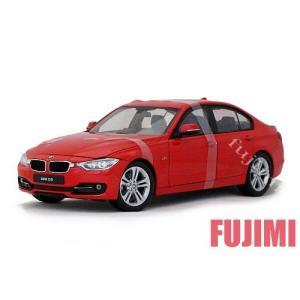 BMW 335i red 1/18 WELLY NEX 73...