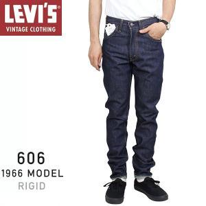 Levi's Vintage Clothing 606 BIG E 1966 MODEL メンズ ス...