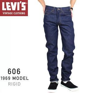 Levi's Vintage Clothing 606 BI...