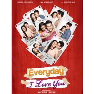 Everyday I Love You DVD|miamusicandbooks