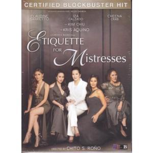 Etiquette For Mistresses DVD|miamusicandbooks