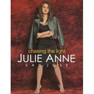 Julie Anne San Jose (ジュリー・アンヌ・サン・ホセ) / Chasing The Light|miamusicandbooks