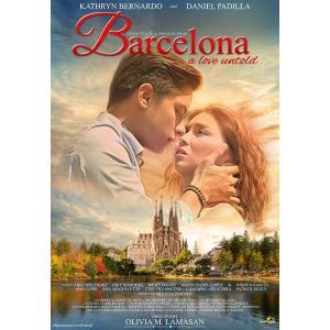 Barcelona - a love untold - DVD|miamusicandbooks