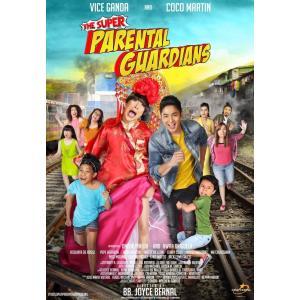The Super Parental Guardians DVD|miamusicandbooks
