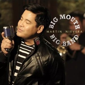 Martin Nievera / Big Mouth Big Band (アナログ盤LP)|miamusicandbooks