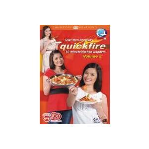 Quick Fire vol.2 DVD