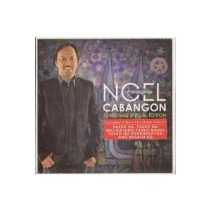 Noel Cabangon / Panaginip Special Christmas Edition 2CD miamusicandbooks