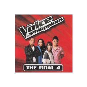 V.A / the Voice of the Philippines (The Final 4)|miamusicandbooks