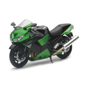 ニューレイ カワサキ ZX-14 2011 ニンジャ バイク オートバイ 緑 1/12 NewRay グリーン KAWASAKI Ninja 完成品 メガスポーツ ニンジャシリーズ