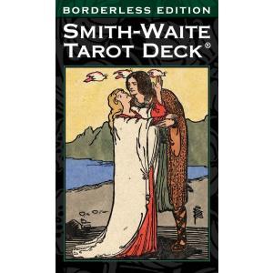 タロットカード タロット スミス ウェイト カード ボーダレス エディション Smith waite Tarot Borderless Edition ライダー