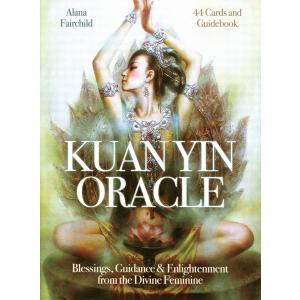 観音 オラクル Kuan Yin Oracle オラクルカード 占い タロット 仏教