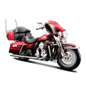 マイスト Maisto 1/12 ハーレー ダビッドソン 赤 Harley Davidson 2013 FLHTK Electra Glide オートバイ Motorcycle バイク Bike Model エレクトラグライド