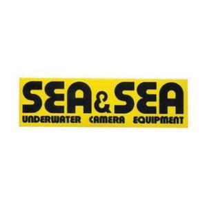 SEA&SEA シーアンドシー SEA&SEAステッカー 中 mic21