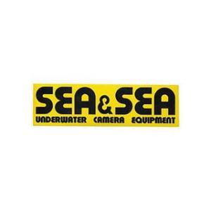 SEA&SEA シーアンドシー SEA&SEAステッカー 小 mic21