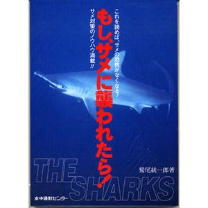 水中造形センター もし、サメに襲われたら!