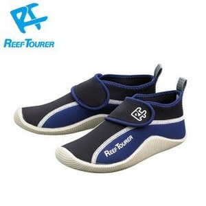 【あすつく商品】Reef Tourer(リーフツアラー) RBW3022 キッズ マリンシューズ(子供向け) BL(ブルー)|mic21