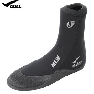 【GULL(ガル)】 GA-5621 3mm MEW BOOTS II 3mmミューブーツ2 (ソックスタイプ) mic21