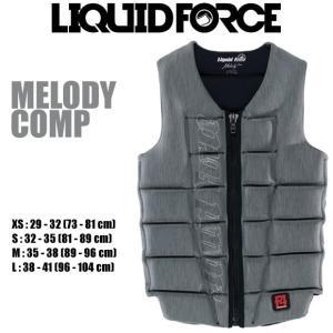 Liquid Force リキッドフォース 2015年モデル MELODY COMP VEST メロディーCOMPベスト|mic21