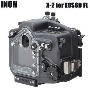 [INON]X-2 for EOS6D 防水ハウジング FL[ファインダーレス仕様][本体のみ]
